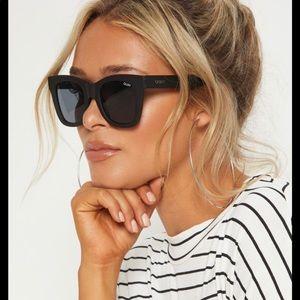 QUAY women's After Hours Black sunglasses